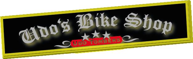 Udosbikeshop Banner